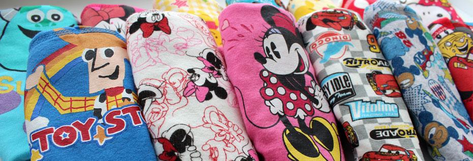 Трусики Disney (3 слоя)