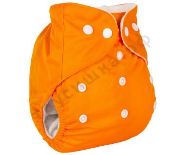 Qianquhui (микрофлис) Оранжевый