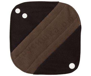 Прокладки ежедневные Черный (классика) бамбук уголь