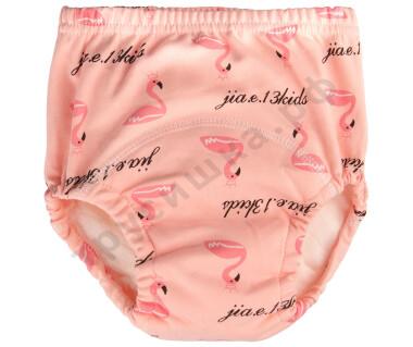 Трусики Jia Розовый фламинго