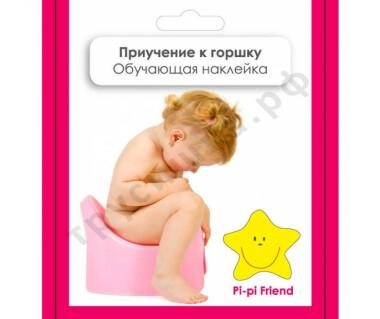 Обучающая наклейка Pi-pi Friend