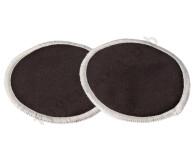 Прокладки для груди Классика Черные (бамбук)