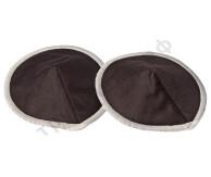 Прокладки для груди Эрго Черные (бамбук)