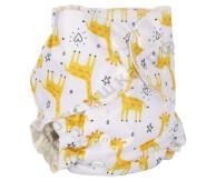 Трусишка Мини Желтые жирафы (вшитый вкладыш)
