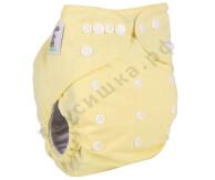 Трусишка Классика Светло-желтый (микрозамша)