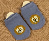 Укороченные носочки Лев